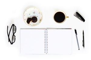 Workspace wiht notebook
