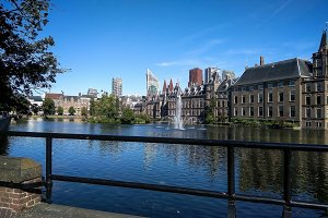 Binnenhof (Dutch Parliament), The Hague (Den Haag), Netherlands
