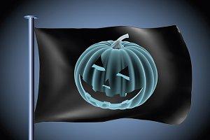 halloween flag