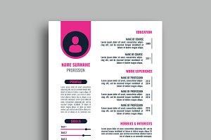 Resume-CV - v031