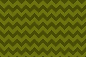 Seamless chevron green khaki pattern
