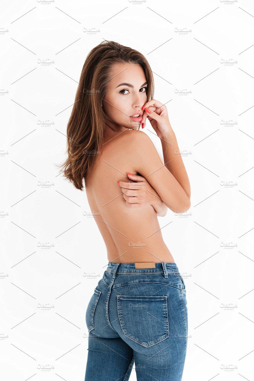Women shaving mens cocks