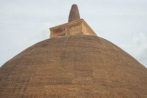 Jetavaranama dagoba stupa