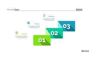 Three Elements Of Business Slide Template