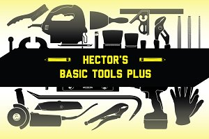 Hector's Basic Tools + | Vector