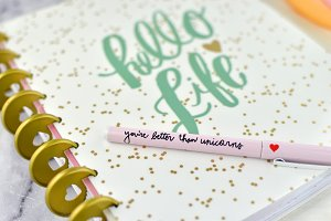 Styled Stationery Stock