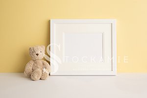 Nursery Frame Mock Up