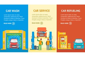 Car Repair and Wash Service