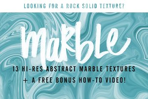 Marble Swirl Texture Pack