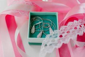 Women's jewelry boxes