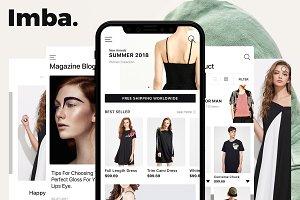 Imba Ecommerce App Ui Kit