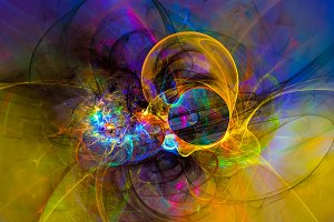 Beautiful Fantasy Abstract