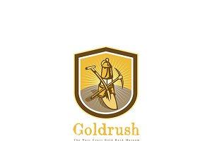 Goldrush Westcoast Museum Logo