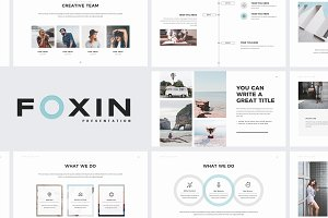 Foxin PowerPoint Template