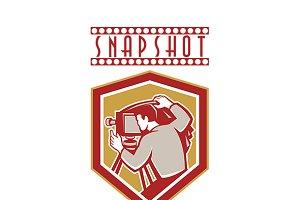Snapshot Vintage Photography Logo