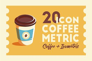 Coffee-Metric Icon
