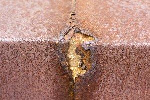 Iron oxidation