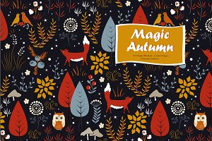 Magic Autumn Collection