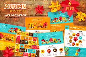 Autumn Infographics