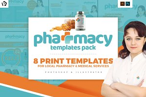 Pharmacy Templates Pack