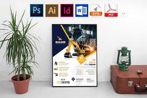 Poster | Construction Vol-01