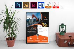 Poster | Construction Vol-02