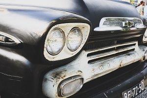 Chevrolet Apache oldtimer