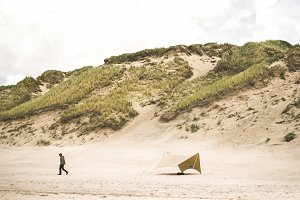 Sand Dune Adventurer