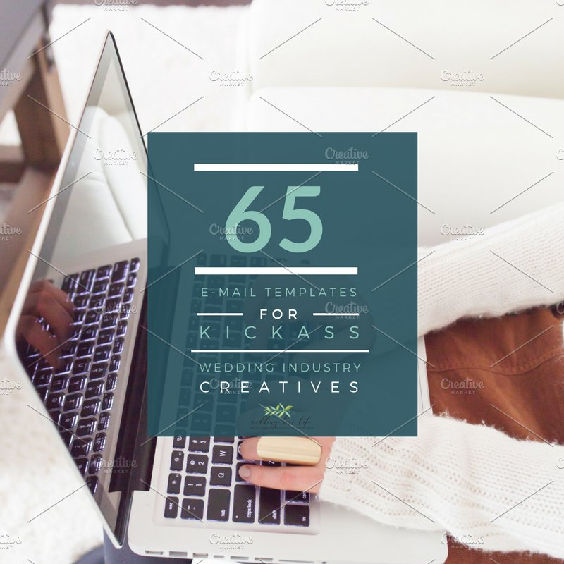 Email Templates for Creatives ~ Other Platform Email Templates