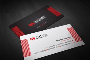 Corporate Business Card 23