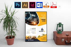 Poster | Construction Vol-06