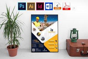 Poster | Construction Vol-09