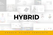 Hybrid Google Slides Template