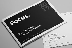 Focus Creative Agency Portfolio
