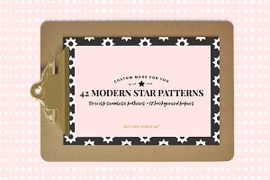 Modern STAR Patterns