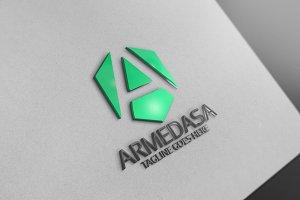 Armedasa / A Letter Logo