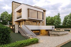 modern minimalism houser