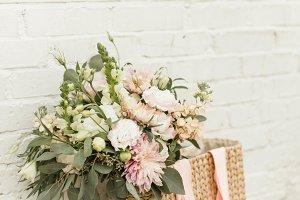 Bag Full Of Flowers