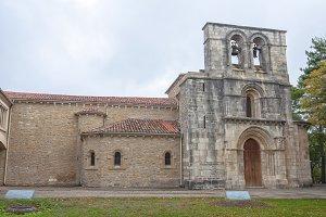 Monastery of Estibaliz in Alava, Spa