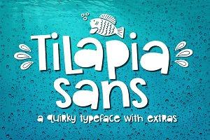 Tilapia Sans