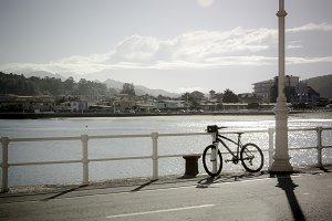 Bike in Ribadellesa