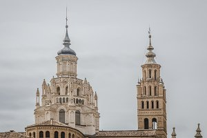 Cathedral of Tarazona in Zaragoza