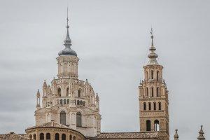 Cathedral of Tarazona in Zaragoza