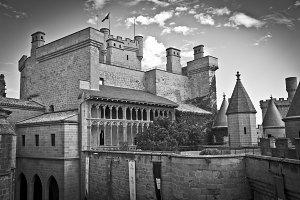 Olite castle, Navarra