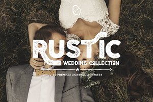 Rustic Wedding LR Presets