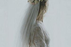 Attractive Beautiful Bride
