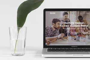 Mendes - Multipurpose Blog&Portfolio