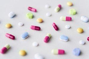 Medicine Pill Capsules