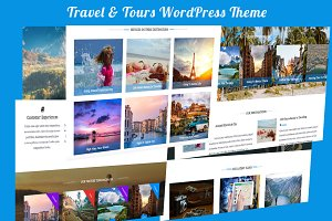 Paradise WordPress Travels & Tours