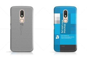 Motorola Moto M 3d IMD Mobile Case